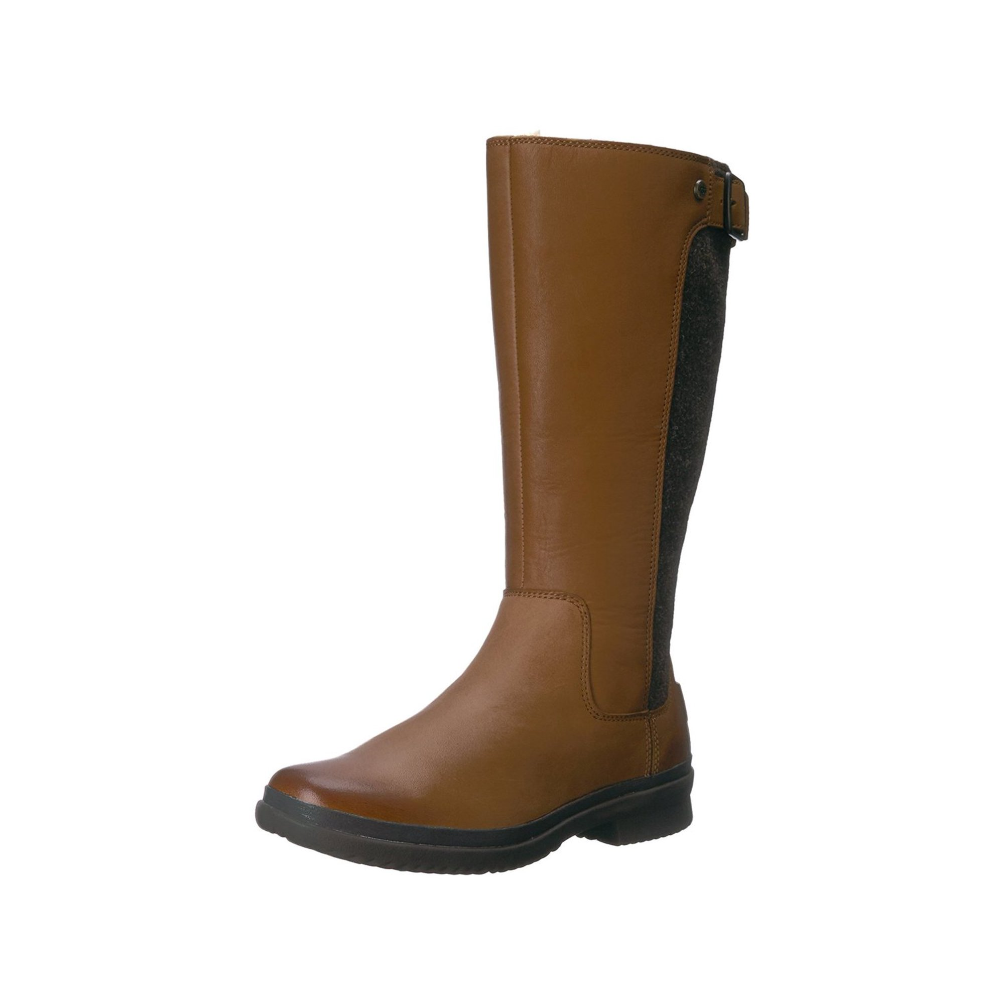 9c99077f70b Ugg Australia Womens Janina Leather Closed Toe Knee High ...