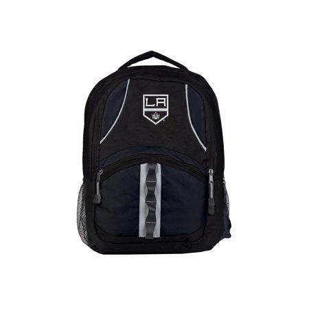"- NHL Los Angeles Kings ""Captain"" 18.5""H x 8""L x 13""W Backpack"