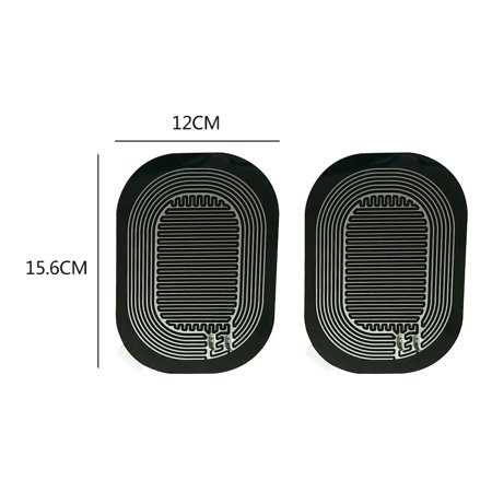 AIHOME Car Rear-view Mirror Glass Heated Pad Defrosting Plates Rain-proof Retroreflector Heating Film - image 1 of 1