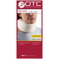 "OTC Cervical Collar, Soft Foam, Neck Support Brace, Medium (Narrow 2.5"")"