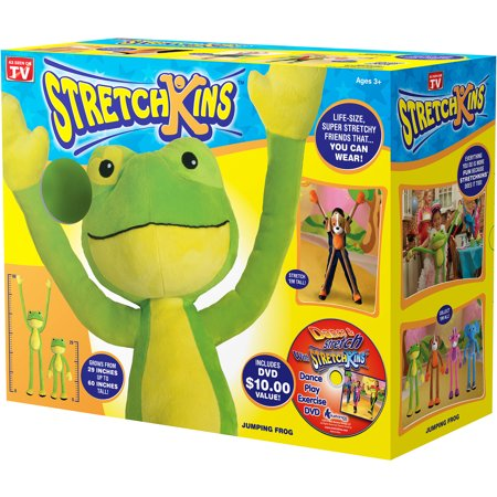 As Seen on TV Stretchkins Jumping Frog