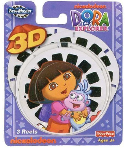 Fisher Price Dora the Explorer Say it Two Ways Dora By Nickelodeon by