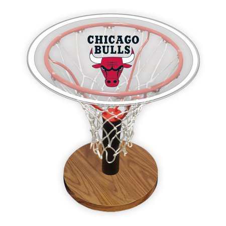Spalding nba basketball hoop table for Table 52 chicago reviews