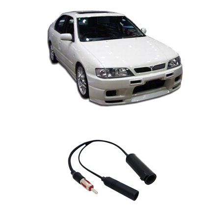 Fits Nissan 200SX 1995-1998 Factory Stereo to Aftermarket Radio Antenna Adapter