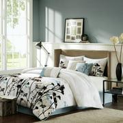 Home Essence Blake 7-Piece Microfiber Comforter Bedding Set