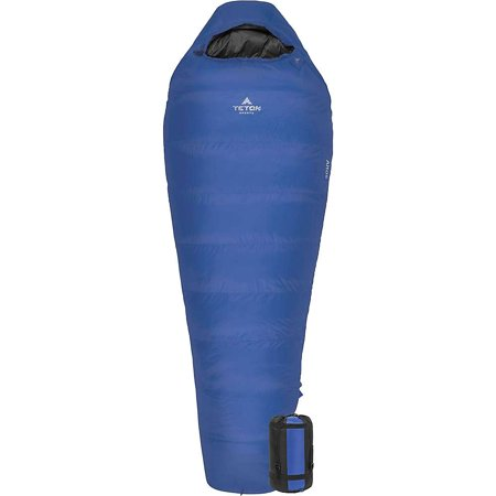 TETON Sports Altos +20F Ultralight Down Mummy Bag (Best 20 Degree Down Sleeping Bag)