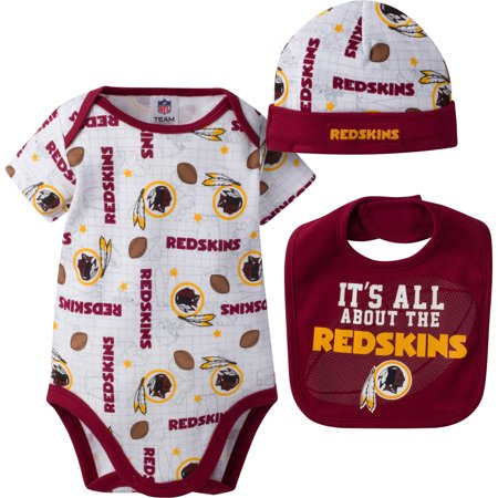 e3f55cce9 NFL Washington Redskins Baby Boys Bodysuit