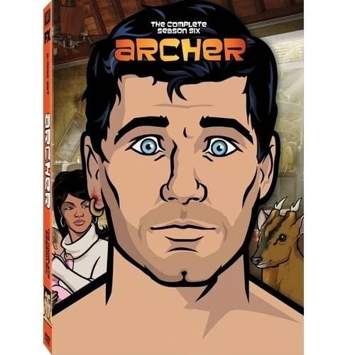 Archer Season 6 by Twentieth Century Fox