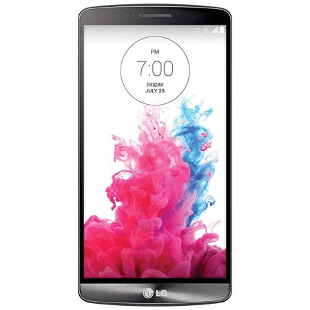LG G3 D852 GSM GLOBAL UNLOCKED 32GB Smartphone - Metallic