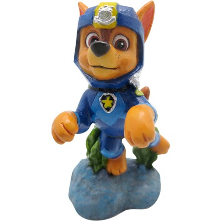 Mini Aquarium Chiller (Paw Patrol Chase Aquarium Ornament - Mini )