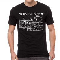 c496bc7e56 Product Image Home Alone Battle Plan By Kevin Men s Black T-shirt NEW Sizes  S-2XL
