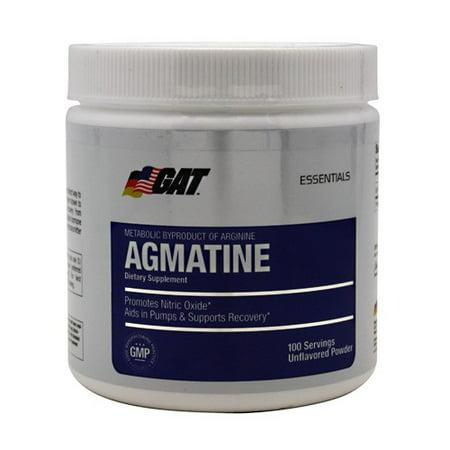 Gat Agmatine Powder  2 6 Oz