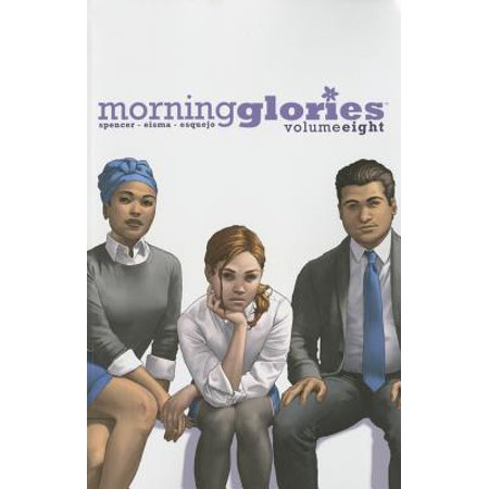 Morning Glories Volume 8