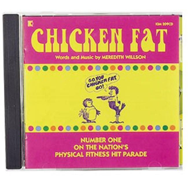 Kimbo Educational Kimkcf1Dvd Chicken Fat Dvd