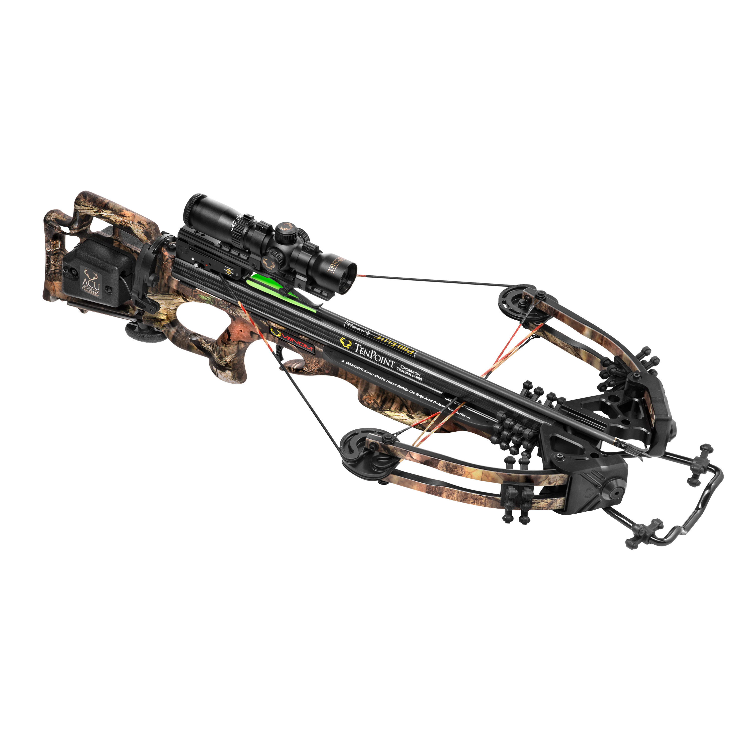 TenPoint Crossbow Technologies Venom w/Package, Mossy Oak Infinity Camo CB14007-6811