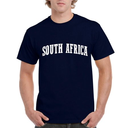 South Africa Men's Short Sleeve T-Shirt
