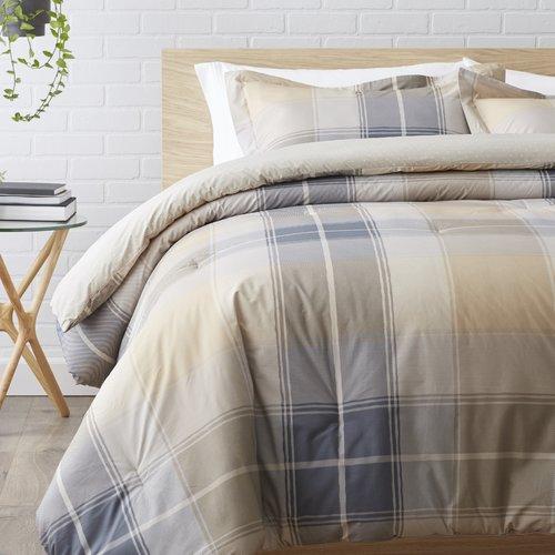 Thread Experiment 100pct Cotton Reversible Comforter Set
