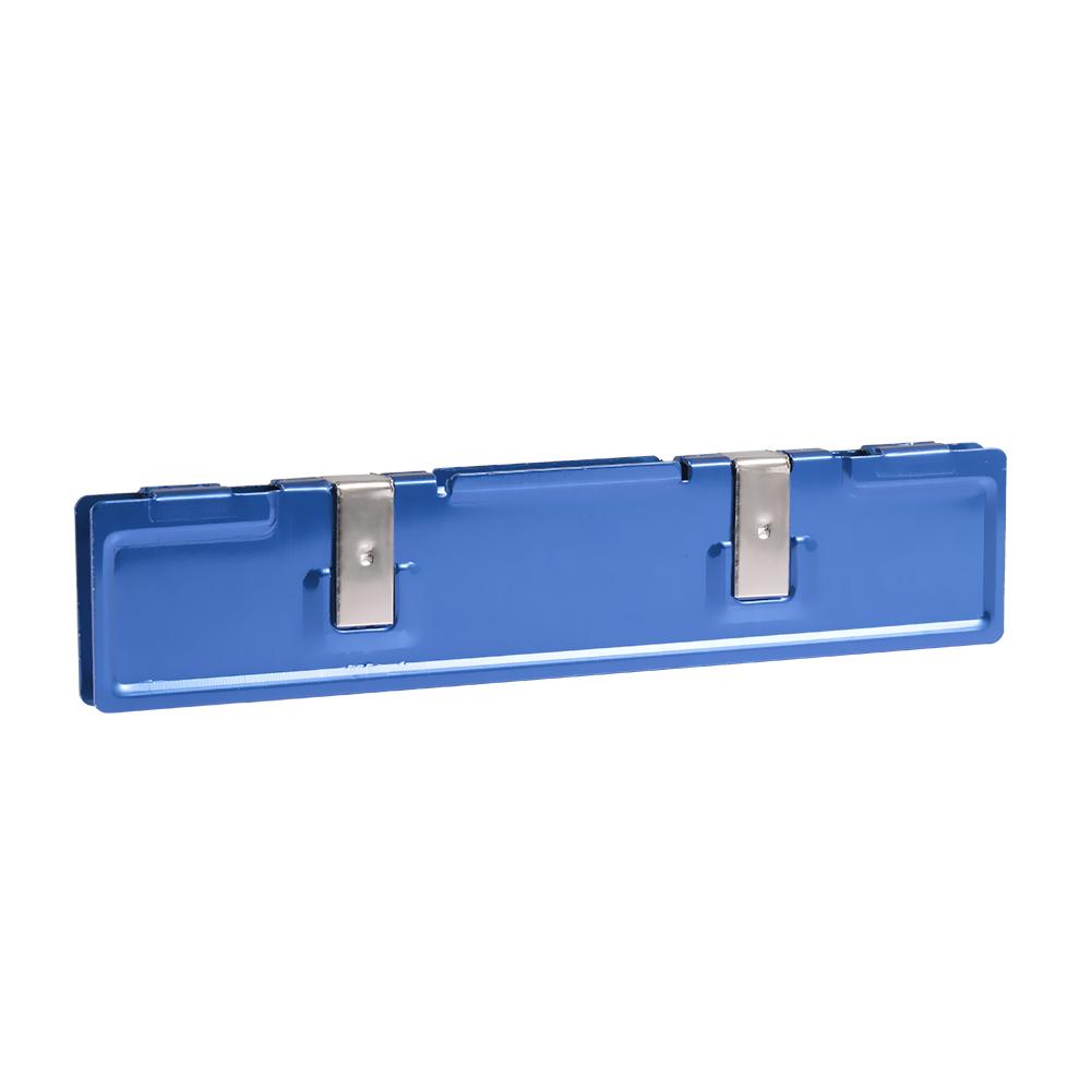 10pcs //lot Aluminium Heatsink Spreader For DDR DDR2 DDR3 RAM Memory Cooling BLK