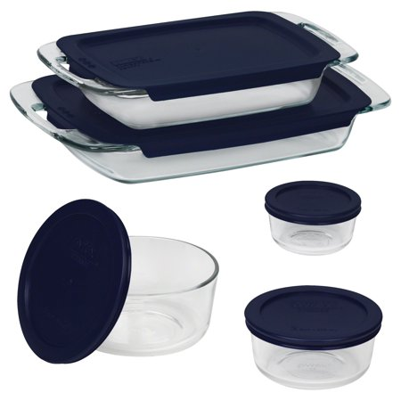 Pyrex Bake and Store 10-piece Set