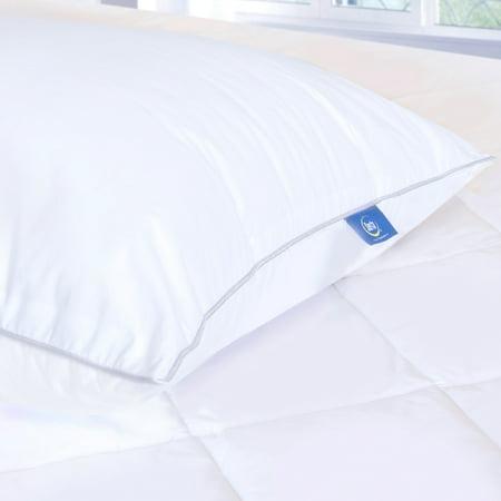 Sertapedic Down Alternative Down Illusion Endless Comfort Pillow, Standard/Queen Size