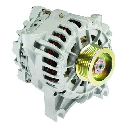 New Alternator For Ford 5.4L 5.4 6.8L 6.8 Ford F150 F250 F350 Pickup 02 03 04 2002 2003 2004, Excursion 02 03 04 05 2005 (2002 Ford F150 F250 Pickup)