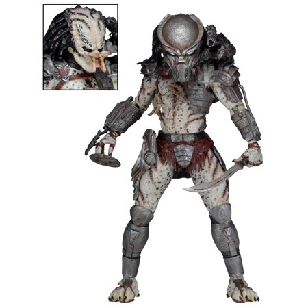 "Predator - 7"" Scale Action Figure - Series 16 Ghost Predator"