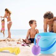Beach Toys Set for Kids Toddlers Beach Sand Toy Set Including Sand Truck, Beach Molds, Beach Bucket, Beach Shovel Tool Kit, Sandbox Toys Toddlers