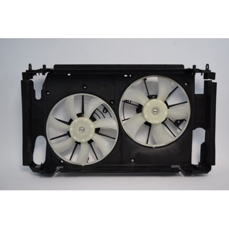Sunbelt Radiator Cooling Fan Assembly For Toyota RAV4 (Toyota Rav4 Radiator Cooling Fan)