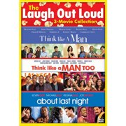 About Last Night / Think Like a Man / Think Like a Man 2 (DVD)