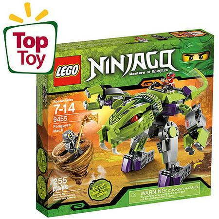 Lego Ninjago Fangpyre Mech