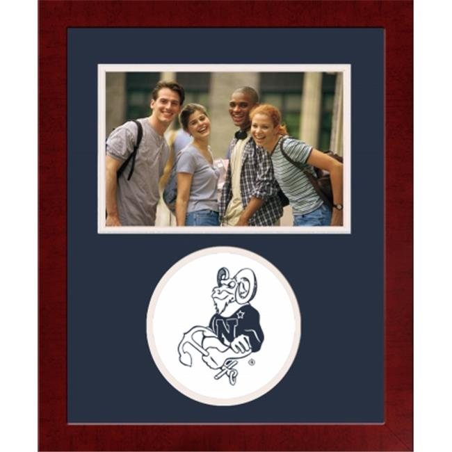 Campus Image MD997SLPFH United States Naval Academy Spirit Photo Frame - Horizontal
