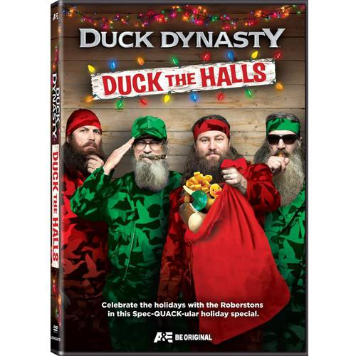 Duck Dynasty: Duck The Halls by Lions Gate