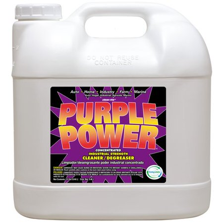 Purple Power Degreaser Concentrate, 2.5 Gallons (Engine Degreaser Cleaner)