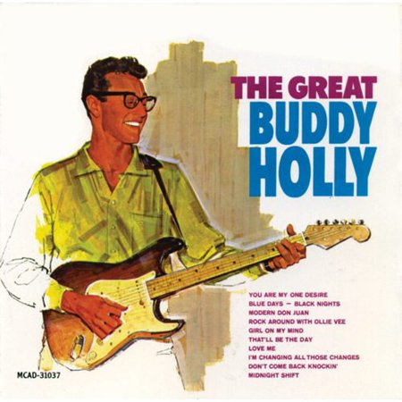 Great Buddy Holly  Mca