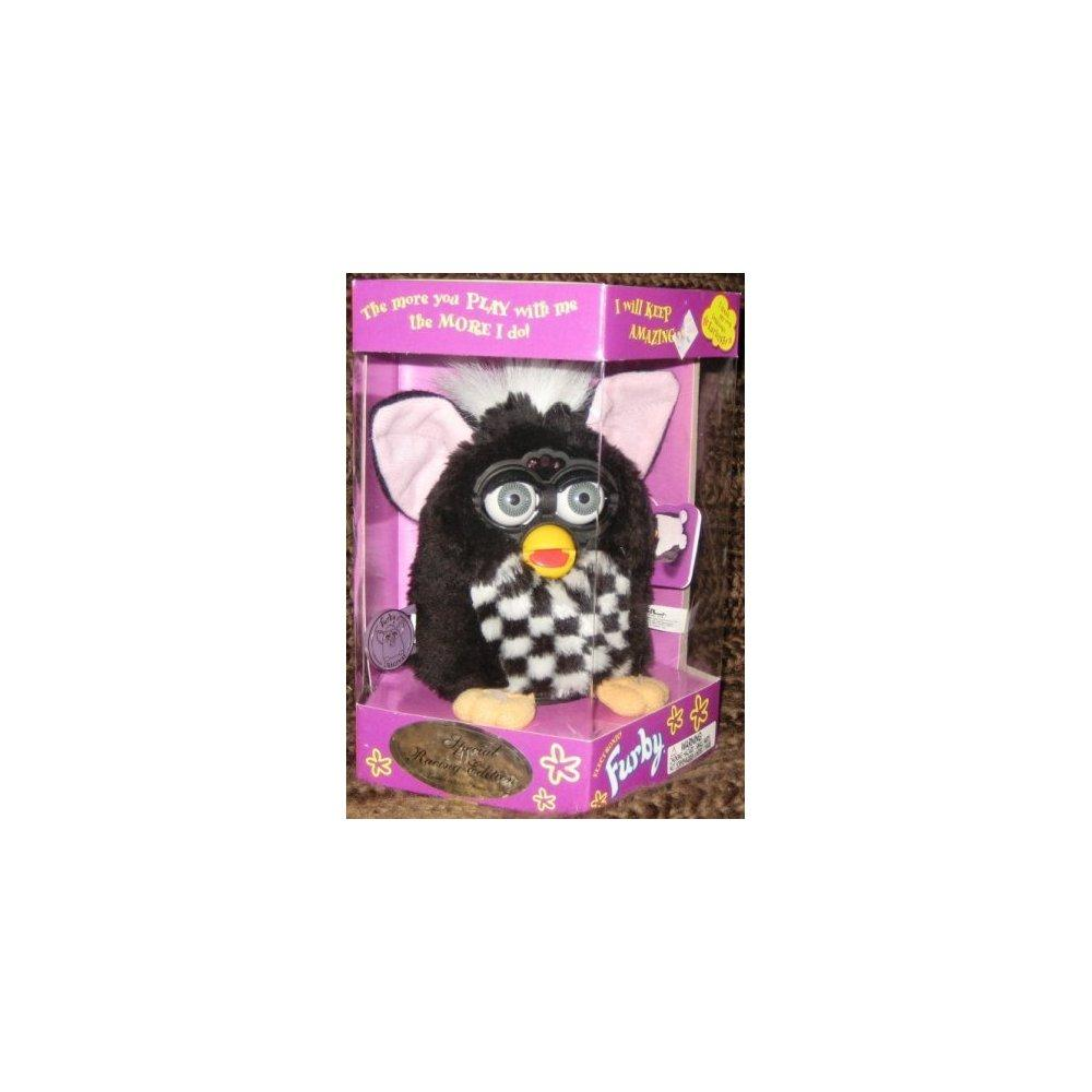 Furby Special Racing Edition Electronic Furbie by Furby by