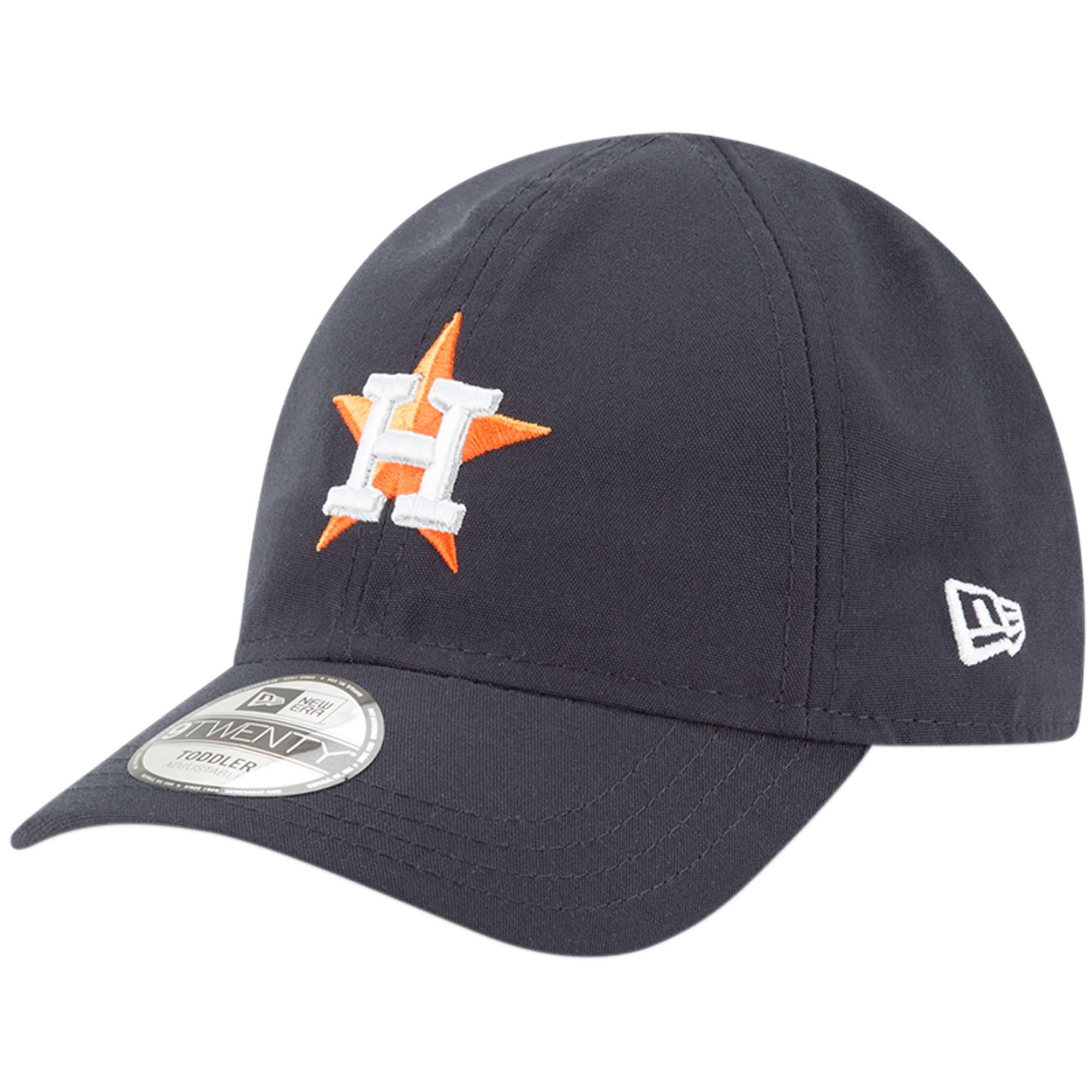 Houston Astros New Era Infant My 1st 9TWENTY Adjustable Hat - Navy - OSFA
