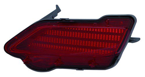 New Rear Left Driver Side Bumper Cover Reflector For 2013-2015 Toyota Rav4 TO1184107 814900R010