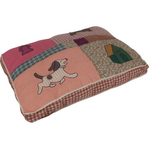 Petmate Quilted Dog Pillow