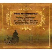 This Is Country / Various (CD) (Includes DVD)