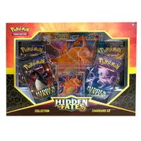 Pokemon Sun & Moon 11.5 Hidden Fates Charizard-GX Box | 1 GX Card | 4 Booster Packs