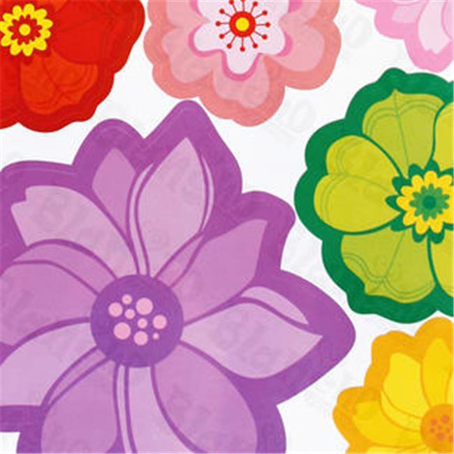 Spring Comes - Medium Wall Decals Stickers Appliques Home Decor  Multicolor