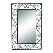 Decmode Metal Mirror, Black