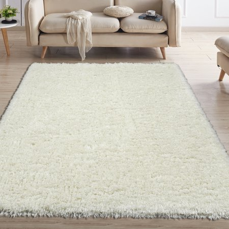 - Ottomanson Flokati Collection Faux Sheepskin Shag Area Rug or Runner