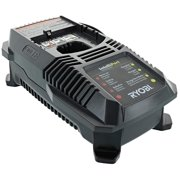 Ryobi 18 Volt P117 Dual-chemistry Lithium Ion Battery Charger # 140185011
