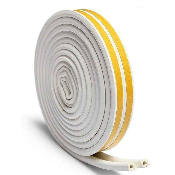 Self-Adhesive Foam Rubber Rubber Lip Rubber Strip Seal Tape Cellular Rubber