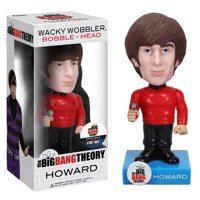 Funko Star Trek Big Bang Theory Howard Wacky Wobbler Bobble Head