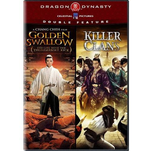 Dragon Dynasty Double Feature: Golden Swallow / Killer Clans (Mandarin) (Widescreen)