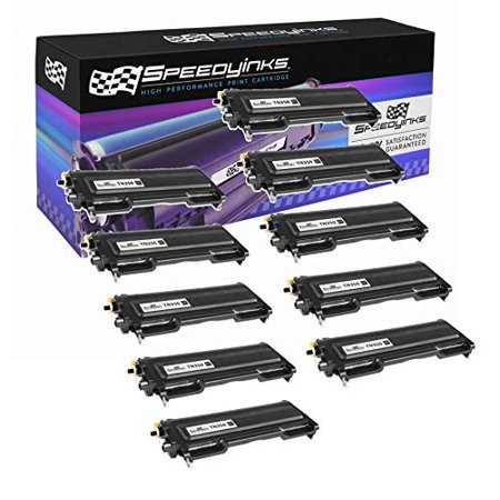 Speedy Remanufactured Toner Cartridge Replacement for Brother TN350 (Black, 10-Pack) 10 Pack Remanufactured Brother TN350 Black Toner Cartridge for use in DCP-7010, DCP-7020, DCP-7025, HL-2030, HL-2030R, HL-2040, HL-2040N, HL-2040R, HL-2070N, HL-2070NR, Intellifax 2820, Intellifax 2850, Intellifax 2910, Intellifax 2920, MFC-7220, MFC-7225N, MFC-7420, MFC-7820D, & MFC-7820N. This speedy remanufactured toner cartridge replacement for brother tn350 (black, 10-pack) is a compatible cartridge item that always ships fast and accurately and comes with a  For use in Brother: DCP-7010, DCP-7020, DCP-7025, HL-2030, HL-2030R, HL-2040, HL-2040N, HL-2040R, HL-2070N, HL-2070NR, Intellifax 2820, Intellifax 2850, Intellifax 2910, Intellifax 2920, MFC-7220, MFC-7225N, MFC-7420, MFC-7820D, & MFC-7820N. Affordable for Home. Reliable Toner Built for Business. Consistent Print results. The use of aftermarket replacement cartridges and supplies does not void your printers warranty. Brother is a registered trademark of Brother Industries, Ltd. Corporation, and is not affiliated with this product or offer.