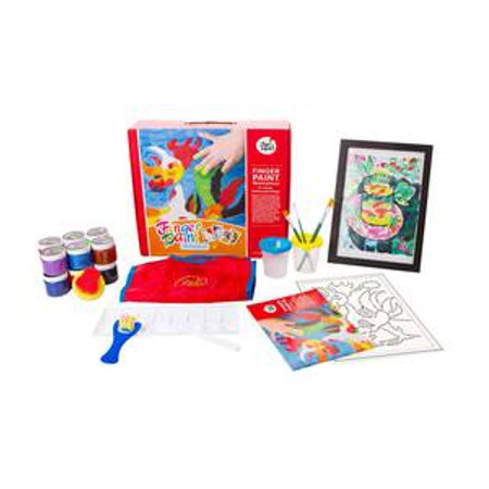 Finger Paint Masterpieces Set -