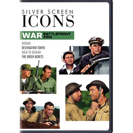 Silver Screen Icons: World War II Battlefront Asia (World War 2 In Asia And The Pacific)